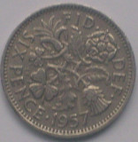 six pence 1961