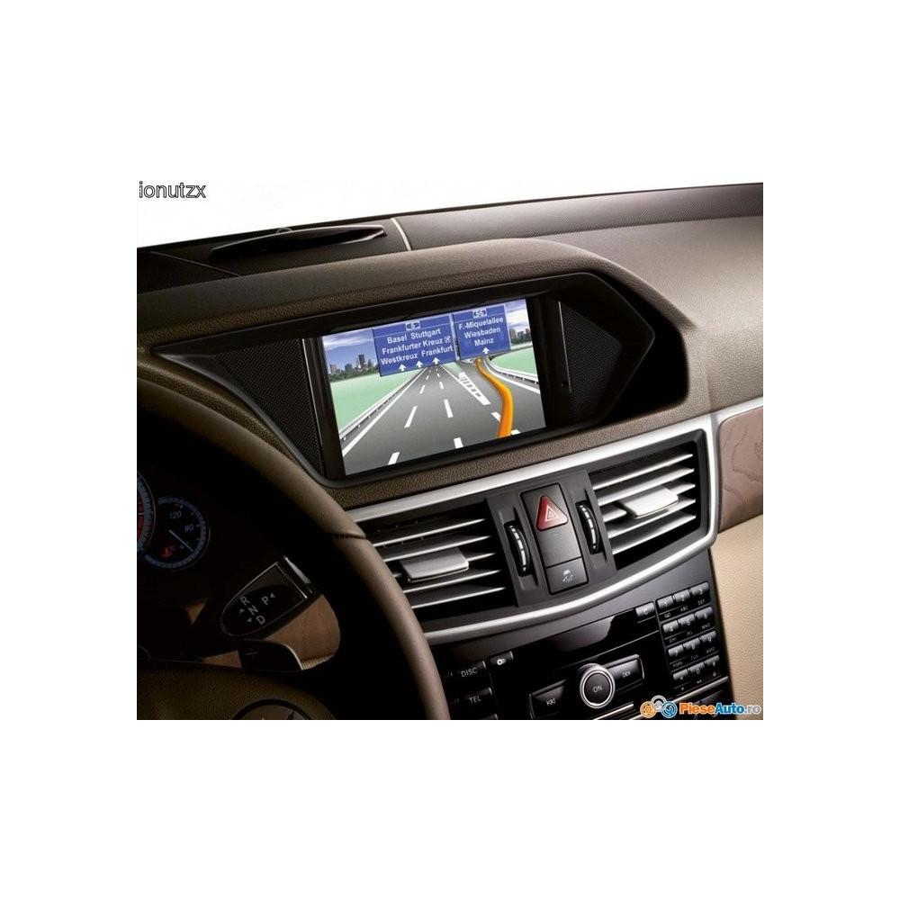 Cd dvd navigatie harti mercedes benz a b c cl clk cls e ml for Mercedes benz gps update