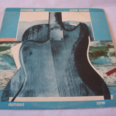 ALEXANDRU ANDRIES - DESPRE DISTANTE - Muzica Folk, VINIL