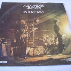 ALEXANDRU ANDRIES -INTERIOARE , VINIL