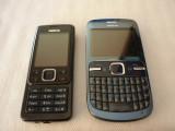 Vand Nokia C3-00, Nokia 6300 in stare buna de functionare, cu toate accesoriile, la preturi avantajoase !