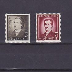 Eminescu, an1939, nr 130, Romania. - Timbre Romania