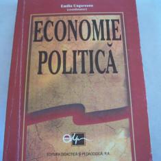 ECONOMIE POLITICA, APROAPE NOUA . - Carte Economie Politica