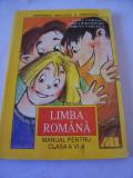 LIMBA ROMANA  CLASA A VI A, Clasa 6