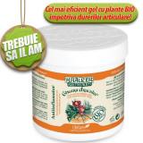 Gheara Dracului (250ml)Gel antiinflamator cu plante BIO Krauter