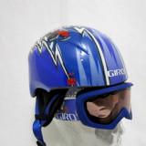 ==Oferta==Casca Schi Ski Snowboard +Ochelari GIRO RICOCHET CP S6- Sigilate-Pret Catalog 87 euro-Germania-Masura XS/S(49-53 cm)=