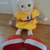 Papusa cu rochita Barbie, folosita - Papusa de colectie