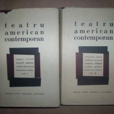 Teatru american contemporan(2volume, 10 piese) - Roman, Anul publicarii: 1967