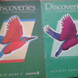 DISCOVERIES (Students Book 2 + Activity Book 2)
