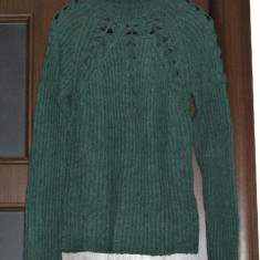 Pulover Victoria's Secret (L) - verde - pret redus