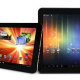 Tableta Acho C906 cu Android 4.0.3, 1.2 GHz, 1 GB DDR3, 16 GB HDD, 2 difuzoare, 9.7 inch, Wi-Fi + 3G