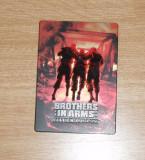 Vand Steelbook Vand Steelbook Brothers in Arms Hell's Highway de la jocul de PS3 / XBOX / PC ( foarte rar ) pentru colectionari
