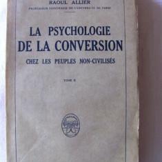 Carte veche de psihologie: