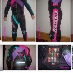Costum piele DAINESE - Imbracaminte moto, Combinezoane