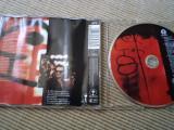 U2 fly single CD disc island records 1991 muzica rock pop editie vest