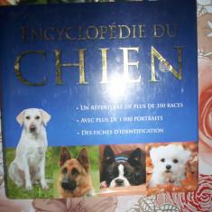 Encyclopedie du chien(enciclopedie canina/despre caini)