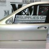 Mercedes S Class W220, portiera stanga fata - Portiere auto