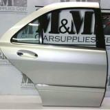 Mercedes S Class W220, portiera dreapta spate - Portiere auto