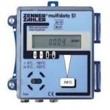 Integrator Multidata S1 de productie Zenner pentru contoare de apa calda sau caldura
