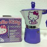 """Cafetiera """"Hello Kitty""""/ Pentru 6 cesti cafea / Absolut noua - Espressor aragaz"""