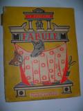LA FONTAINE - FABULE {versiune romaneasca de TUDOR ARGHEZI. cu ilustratii}