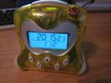 Ceas cu proiectie oregon scientific pt camera copil