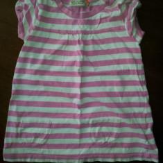 Bluza-rochie fete 2-4 ani de la Young Collection, lungime 40 cm, ca noua, Culoare: Roz