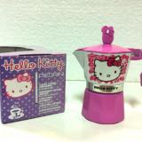 Cafetiera Hello Kitty / Pentru 3 cesti cafea / Absolut noua