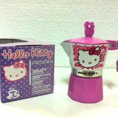 """Cafetiera """"Hello Kitty"""" / Pentru 3 cesti cafea / Absolut noua"""
