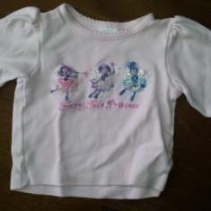 Bluza roz de la Wonder Kids, fete 12-18 luni, bumbac, ca noua