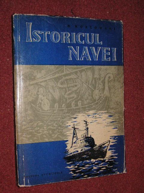 Istoricul navei - B. Kozlowski