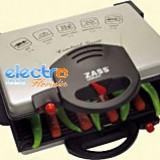 Grill electric Zass T03-2 INOX - Prajitor de paine