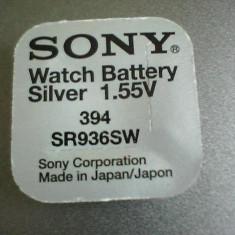 Baterie ceas Sony, cu argint-AG9-LR936-G9-LR45-194-394-SR936SW.