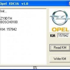 Opel Km Tool EDC 16 V1.5 modificare km kilometri kilometraj