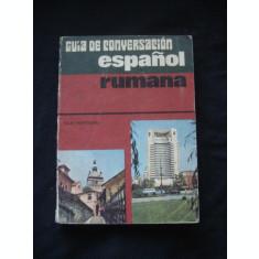 DAN MUNTEANU - GHID DE CONVERSATIE SPANIOL ROMAN