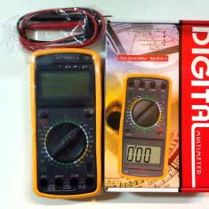 Multimetru digital DT9205A / Absolut nou