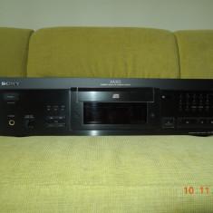 SONY CDP-XA3ES modificat (imbunatatit)- sunet impecabil - CD player