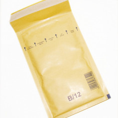 50 Plicuri cu bule (antisoc) B / 12 - Gold