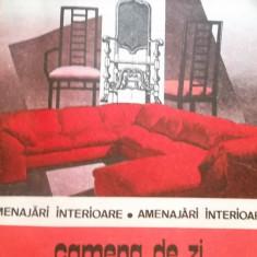 CAMERA DE ZI -AMENAJERI INTERIOARE - Carte amenajari interioare