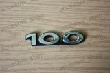 Emblema scris 100  AUDI