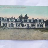 CP-VILLA PAULINESCU BAILE GOVORA(VALCEA) - Carte Postala Romania 1904-1918, Circulata, Printata