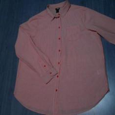 LICHIDARE CAMASA H&M XL - Camasa dama H&m, Marime: L/XL, Culoare: Roz, Maneca lunga, Universala