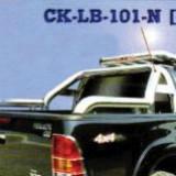 """ROLLBAR MITSUBISHI L200 TRITON 2006-ON CU RAIL [4""""/101mm] - Bullbar auto"""