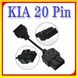 Cablu adaptor pentru Kia de la 20 pini la  OBD2 16 pini diagnoza