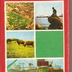 (C2242) DANEMARCA DE VASILE ILEASA, EDITURA ENCICLOPEDICA ROMANA, BUCURESTI, 1971 - Ghid de calatorie