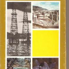 (C2261) VENEZUELA DE LUCIAN PERLEA, EDITURA ENCICLOPEDICA ROMANA, BUCURESTI, 1971 - Ghid de calatorie