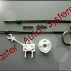 Kit reparatie macara geam Fiat Doblo (pt an fab. '01-'10)fata stanga