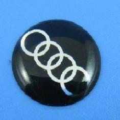 Emblema cheie Audi sigla logo - Embleme auto