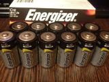 Baterii pentru aparate CWS Energizer Industrial C size