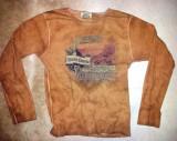 SH: Tricou vintage din bumbac Grand Canyon USA, masura M